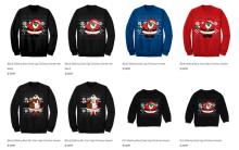 Dabbin Santa%22 Christmas Sweaters
